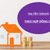 Cách vay tiền Vpbank theo hợp đồng cũ, tín chấp cũ, trả góp cũ
